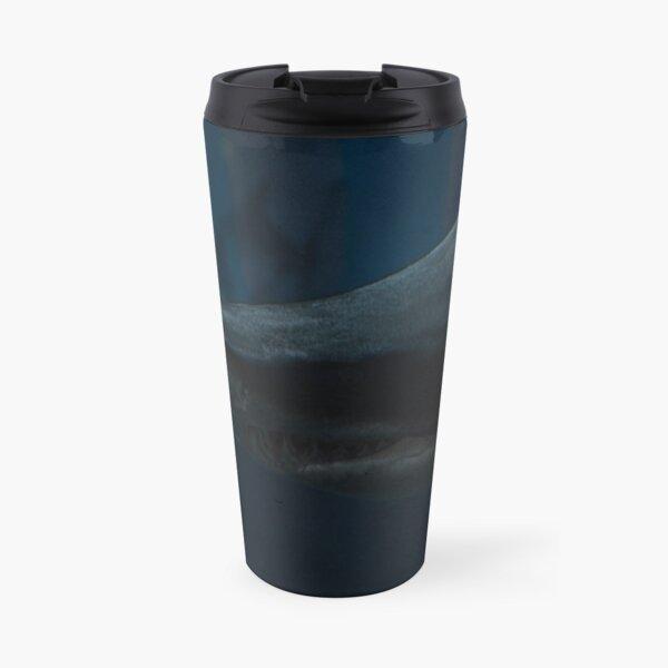 Grey Nurse Shark Closeup Travel Mug