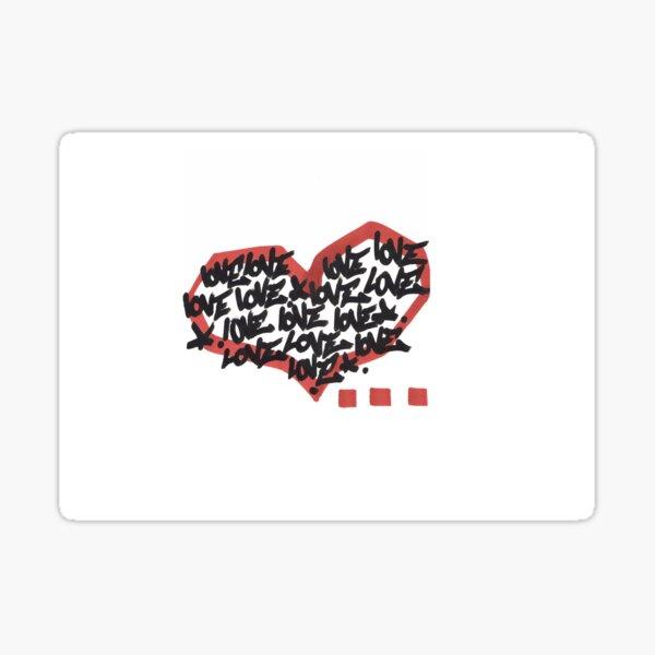 W-ink Sticker