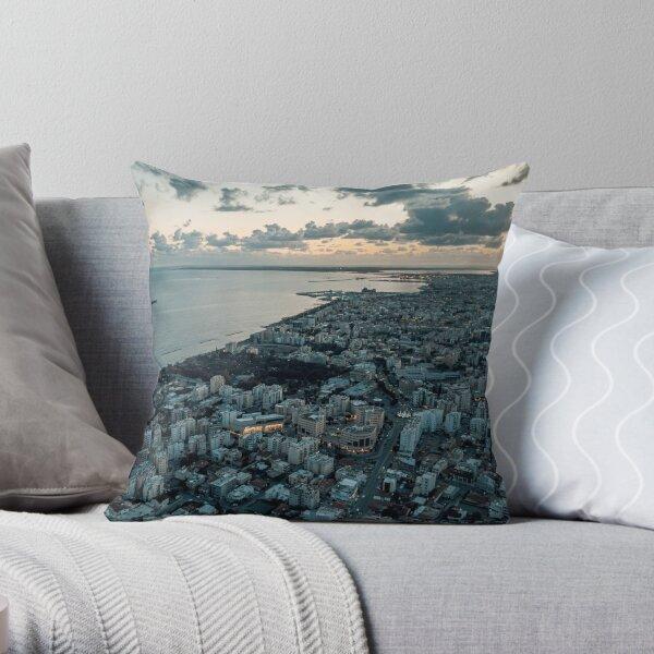 Fragile Dreams - Limassol Throw Pillow