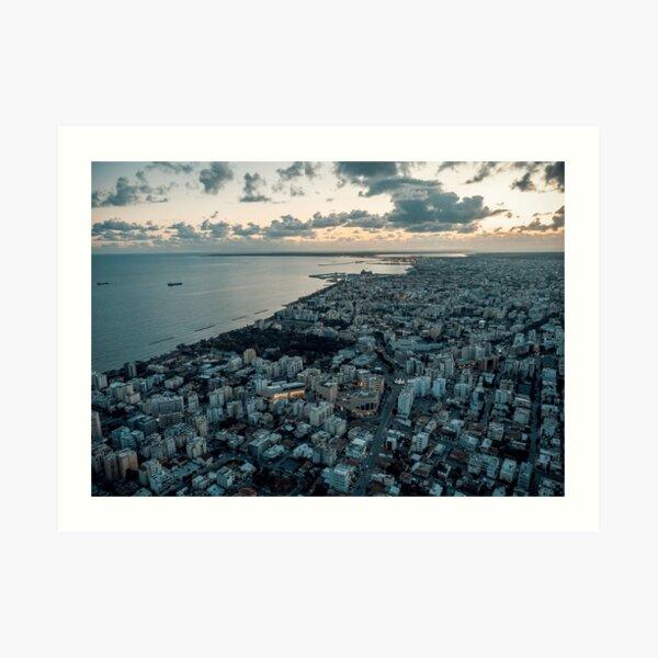 Fragile Dreams - Limassol Art Print