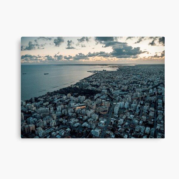 Fragile Dreams - Limassol Canvas Print