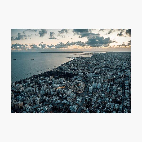 Fragile Dreams - Limassol Photographic Print