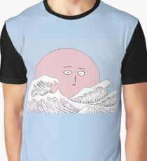 goodnight saitama moon Graphic T-Shirt