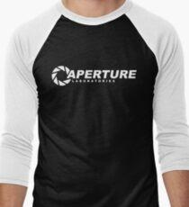 Aperture Laboratories Men's Baseball ¾ T-Shirt