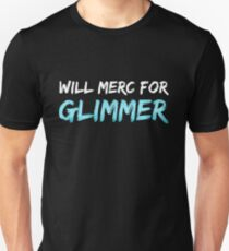 Will Merc for Glimmer T-Shirt