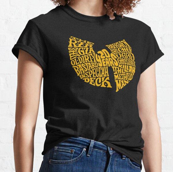 Wu-Clan Classic T-Shirt