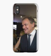 Hugh Bonneville British actor from Downton Abbey  iPhone Case/Skin