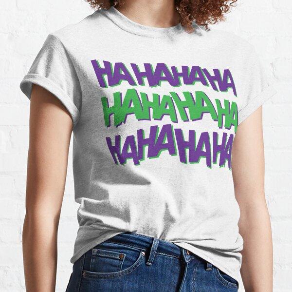 Maniacal Laugh Classic T-Shirt