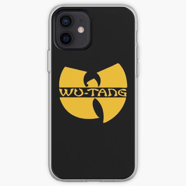 Clan-Wu Coque souple iPhone
