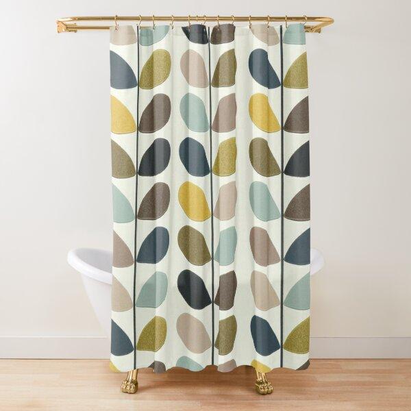 New orla kiely design Shower Curtain