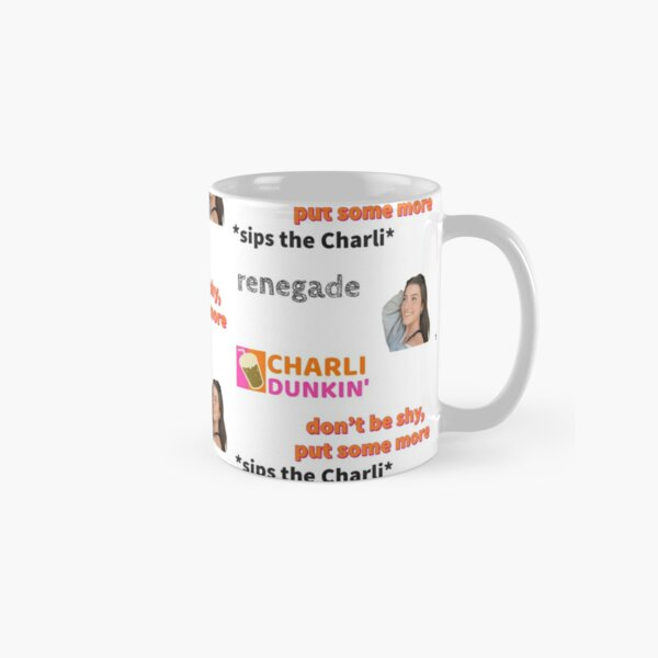 Charli D'Amelio  Classic Mug