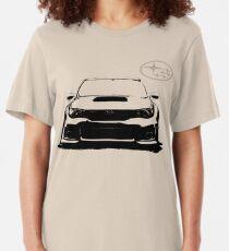Camiseta ajustada Subaru WRX STi