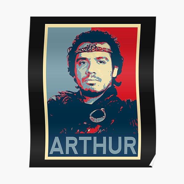 Kaamelott - Style Arthur Hope Poster