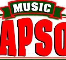 Trap Soul Music Sticker