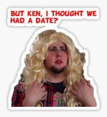 Jontron - But Ken... Sticker