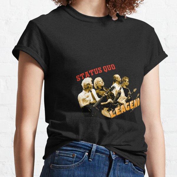 Legende Status Quo Classic T-Shirt