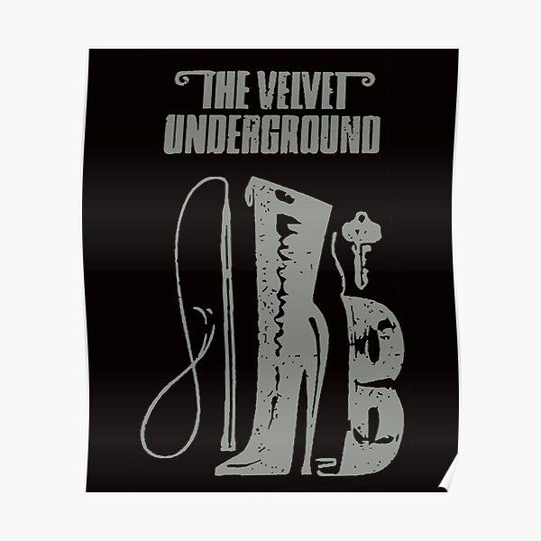 The Velvet Underground Summer Women Sexy Revealed Navel Poster