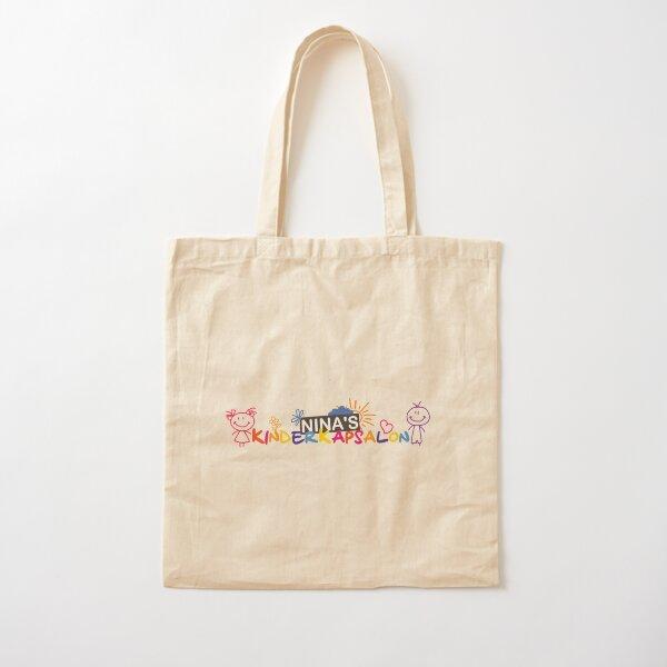 Nina Kids Hairdresser Cotton Tote Bag