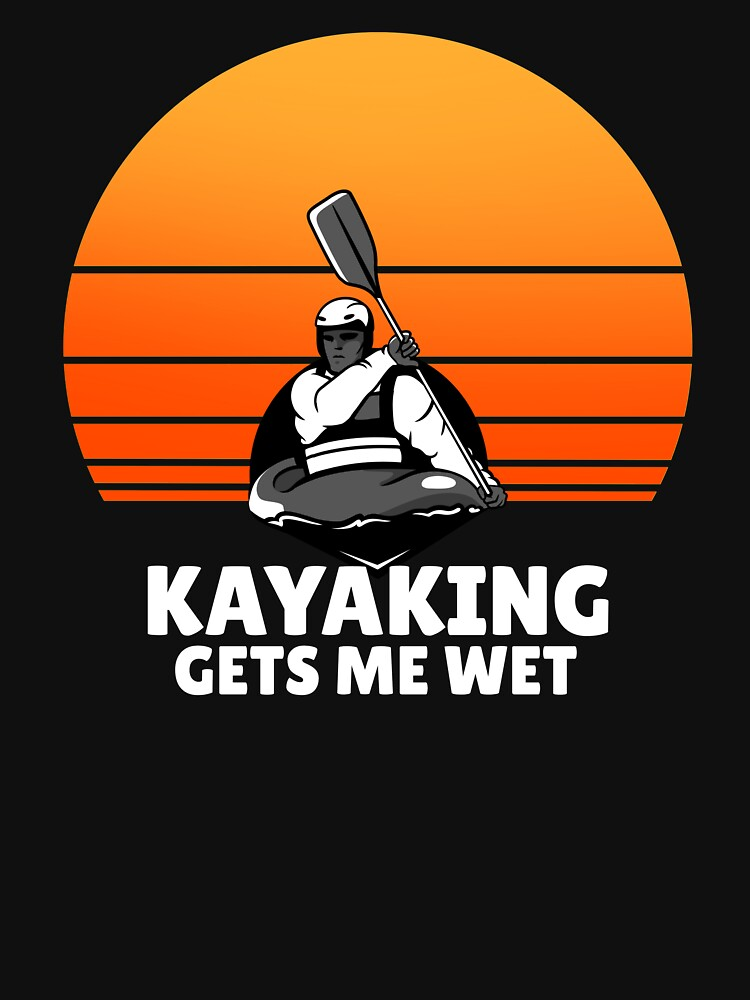 Kayaking gets me wet  by ds-4