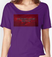 Superhero Movie Reactor Women's Relaxed Fit T-Shirt