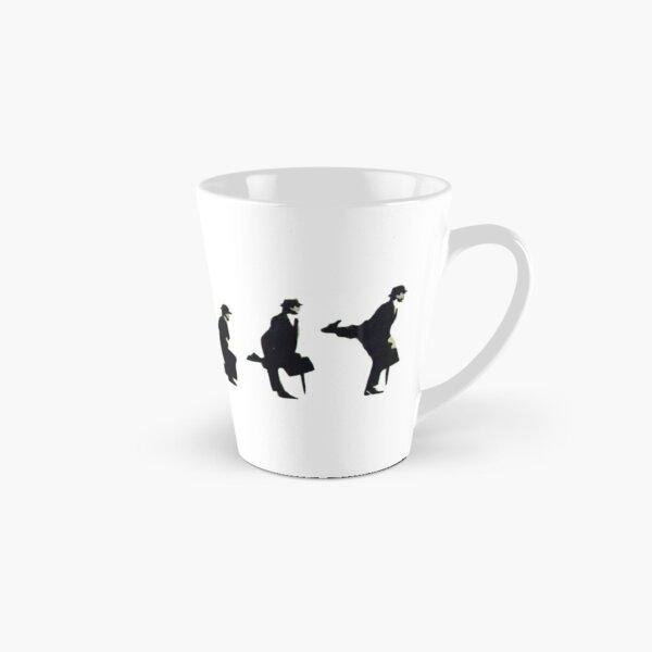 Silly Walk by Banksy Tall Mug