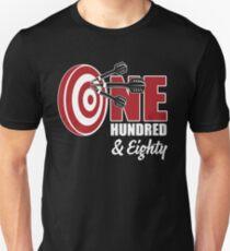 One hundred & eighty Unisex T-Shirt