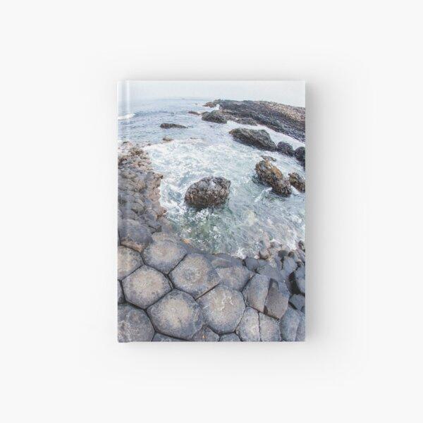 Giant's Causeway Ireland - Fisheye Photography Hardcover Journal