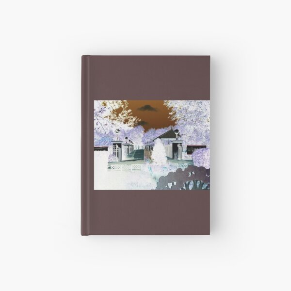 Winter Snow if any in Florida Hardcover Journal