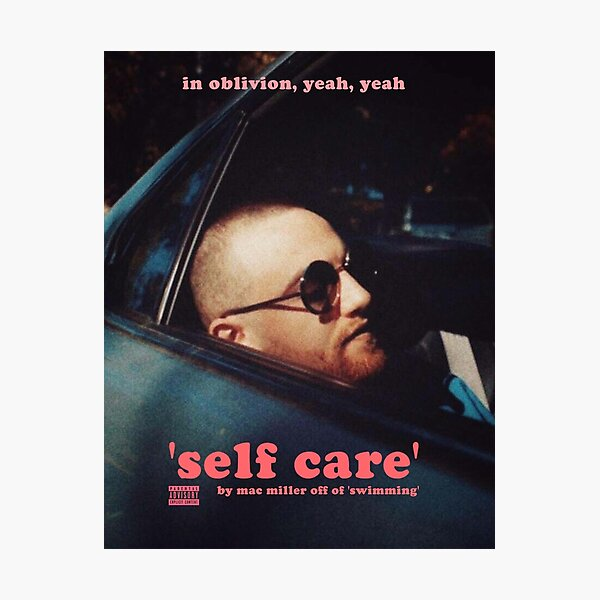 self care miller Photographic Print