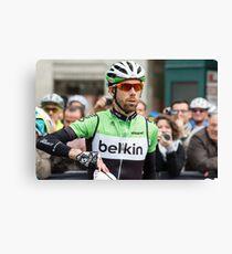 Laurens ten Dam (Belkin Pro Cycling Team) Canvas Print