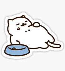 Tubbs die Katze Sticker