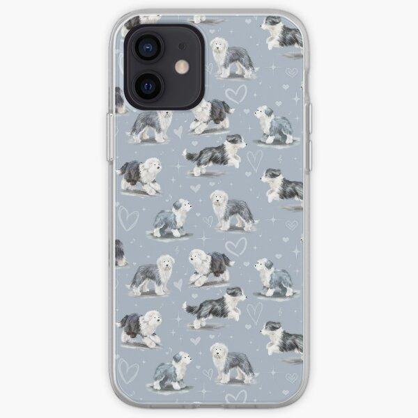 The Old English Sheepdog  iPhone Soft Case
