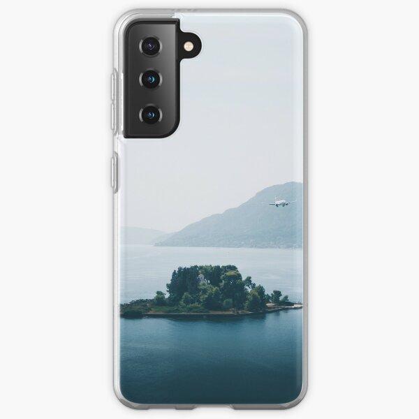 Pontikonisi Island - Greece Samsung Galaxy Soft Case