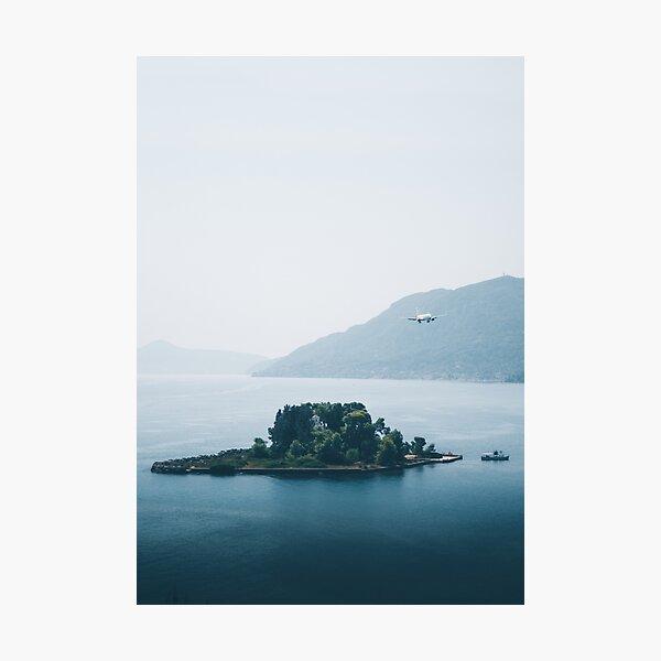Pontikonisi Island - Greece Photographic Print
