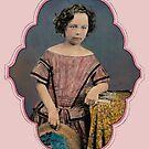 The Pink Dress by Maartje de Nie