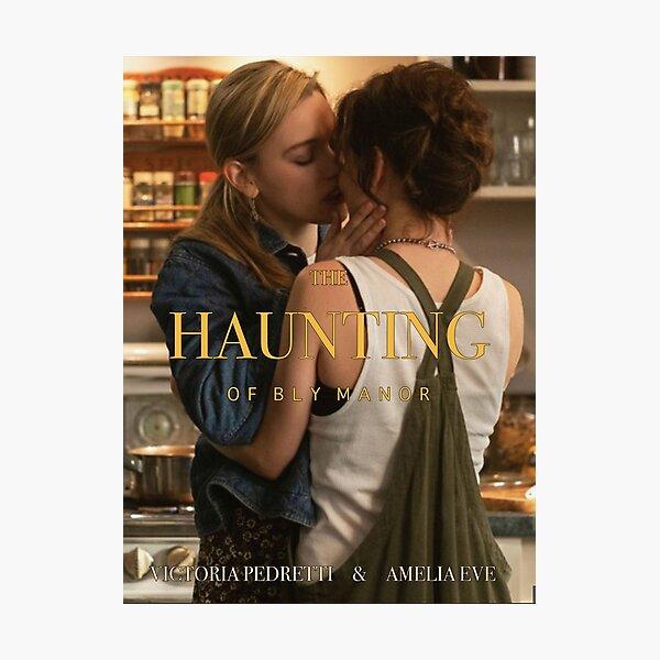 The Haunting Of Bly Manor - Dani & Jamie Photographic Print