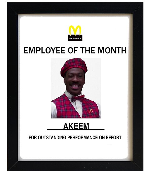 employee of the month by rhserra
