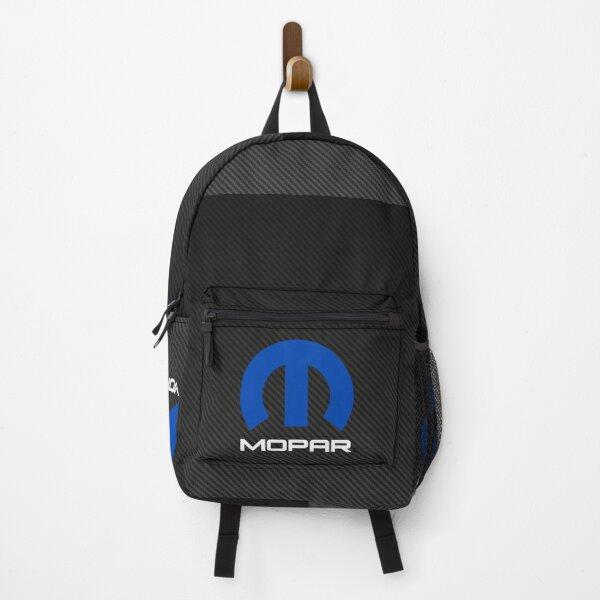 Mopar carbon background Backpack