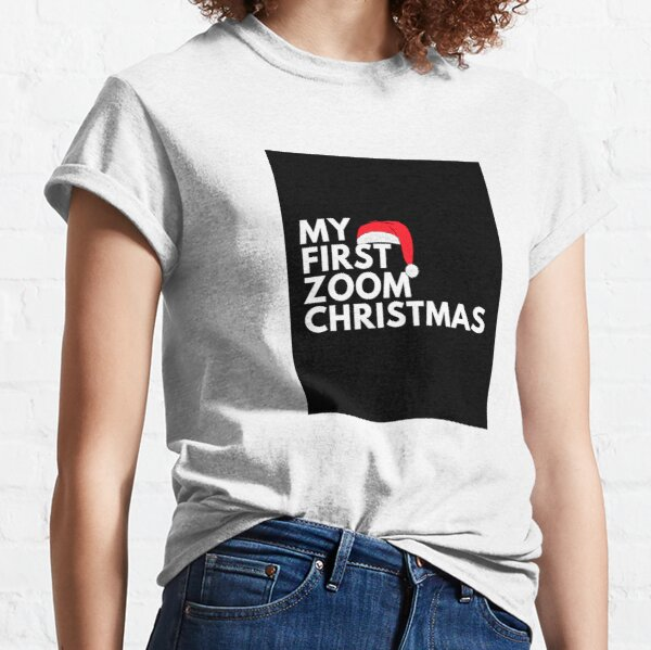 My First Zoom Christmas Classic T-Shirt