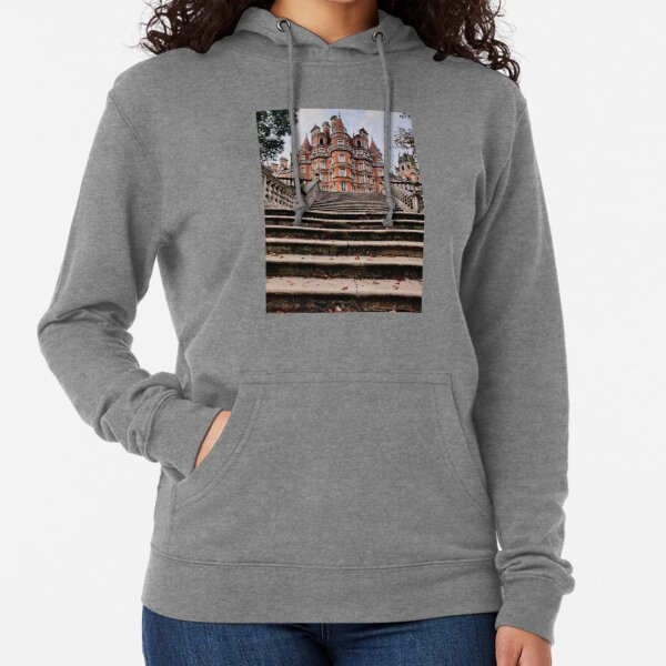 Royal Holloway Founder's Building Lightweight Hoodie