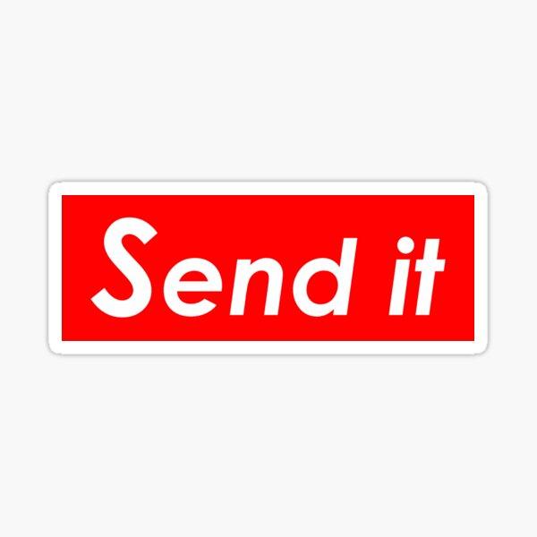 Send It Sticker