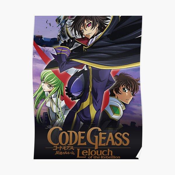Code Geass Poster