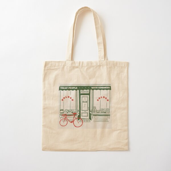 Golden Bakery Cotton Tote Bag