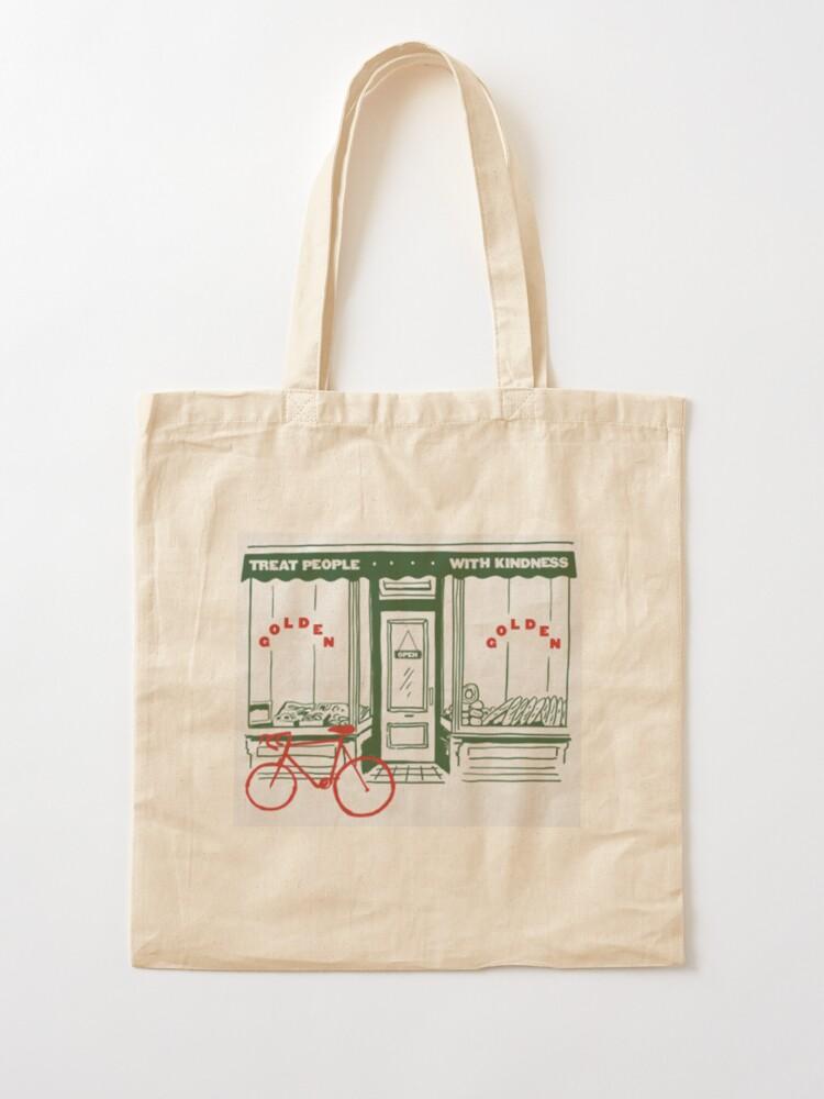 Alternate view of Golden Bakery Tote Bag