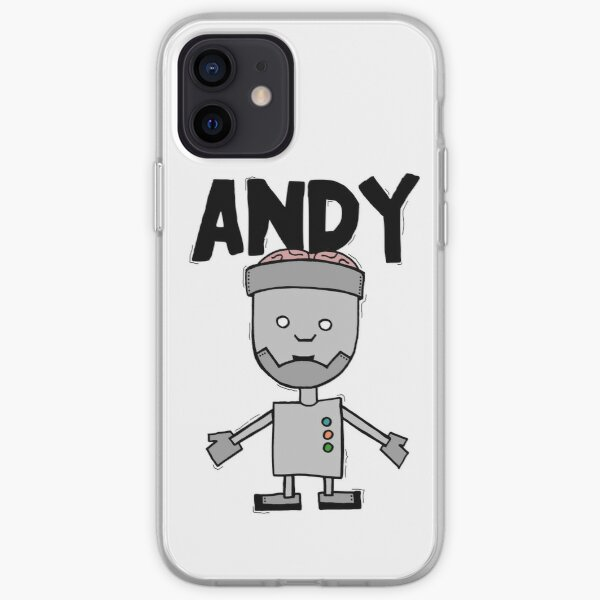 Little Odd Lots - Andy iPhone Soft Case