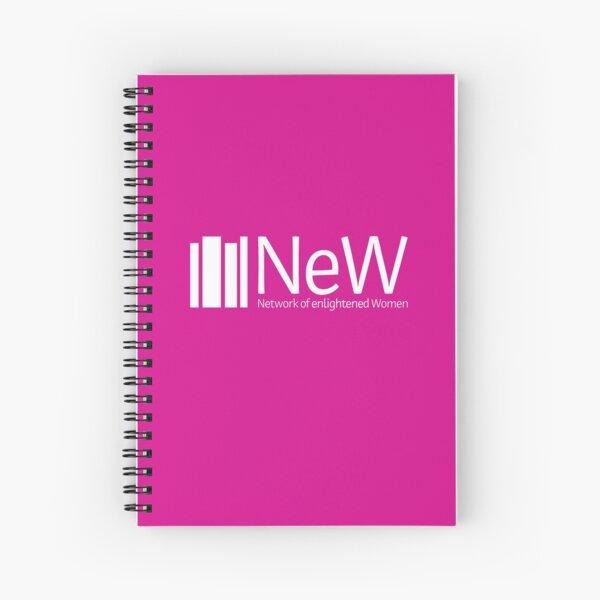 NeW logo Spiral Notebook