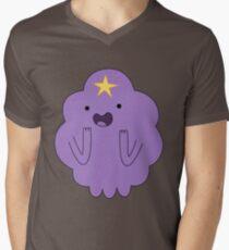 LUMPY SPACE PRINCESS Men's V-Neck T-Shirt