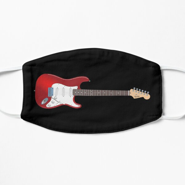 Electric Guitar Music Instrument  Mask