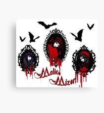 The Malice Family Canvas Print