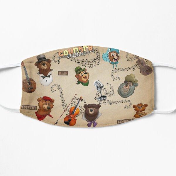 Bears family! Flat Mask